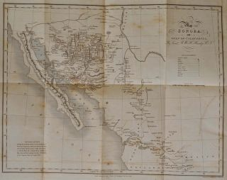 TRAVELS IN THE INTERIOR OF MEXICO, IN 1825, 1826, 1827, & 1828.