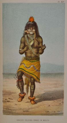 THE SNAKE - DANCE OF THE MOQUIS OF ARIZONA. Being a Narrative of a Journey from Santa Fe, New Mexico, to the Villages of the Moqui Indians of Arizona, with a Description of the Manners and Customs of This Peculiar People, and Especially of the Revolting Religious Rite, The Snake Dance.