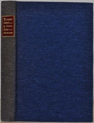 TREASURE ISLAND. Limited edition signed by Edward A. Wilson. Robert Louis Stevenson, Edward A. Wilson.