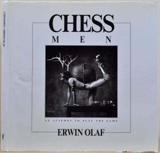 Chess Men: An Attempt to Play the Game, 32 Photographs. Limited edition of 100 copies signed by...