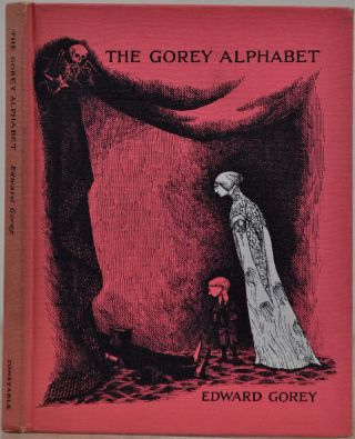 THE GOREY ALPHABET. Edward Gorey.