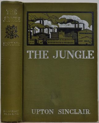 THE JUNGLE. Upton Sinclair.