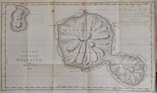 AN ACCOUNT OF THE VOYAGES UNDERTAKEN BY THE ORDER OF HIS PRESENT MAJESTY FOR MAKING DISCOVERIES IN THE SOUTHERN HEMISPHERE. Four volume set.
