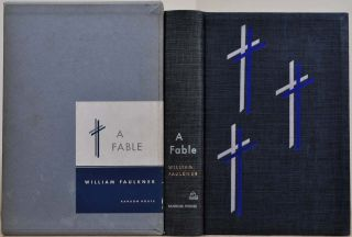 A FABLE. Limited edition signed by William Faulkner. William Faulkner.