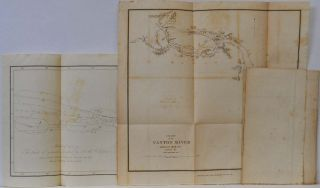 NARRATIVE OF A VOYAGE ROUND THE WORLD, Performed In Her Majesty's Ship Sulphur, During the Years 1836-1842, Including Details of the Naval Operations in China, From Dec. 1840, to Nov. 1841. Two volume set.