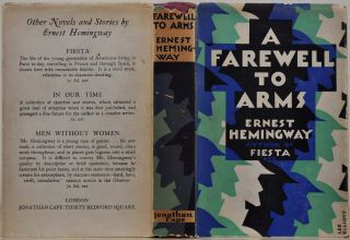 A FAREWELL TO ARMS. Ernest Hemingway