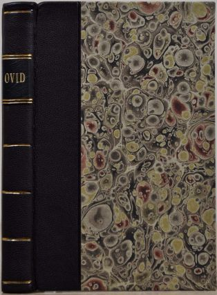 OVID'S HEROICALL EPISTLES. Ovid, Wye Saltonstall, George Glover