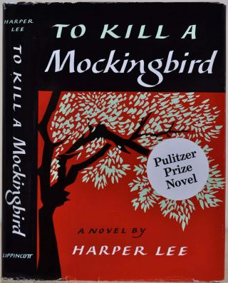 TO KILL A MOCKINGBIRD. Signed and inscribed by Harper Lee. Harper Lee