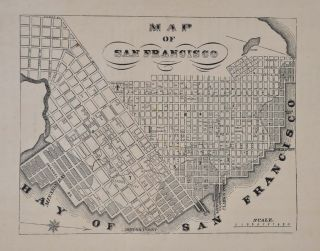 THE ANNALS OF SAN FRANCISCO; Containing A Summery of the History of the First Discovery, Settlement, Progress, and Present Condition of California, and a Complete History of all the Important Events Connected with Its Great City: to Which are Added Biographical Memoirs of Some Prominent Citizens.