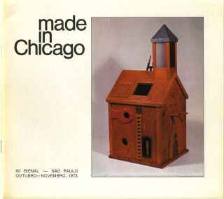 MADE IN CHICAGO. Whitney Halstead