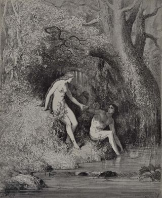 Altemus' Edition. MILTON'S PARADISE LOST Illustrated by Gustave Dore. Edited by Henry C. Walsh.