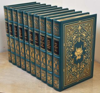 MYTHS AND LEGENDS OF THE ANCIENT WORLD. Ten volume set. Ancient Egypt; Babylonia and Assyria; Celtic; China; Greek (2 vols); Hindus and Buddhists; Japan; Norsemen; North American Indians.