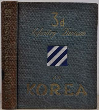 3d INFANTRY DIVISION IN KOREA. Max W. Dolcater