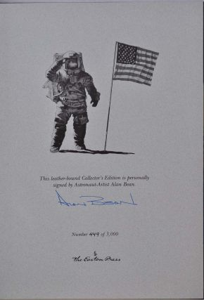 APOLLO: An Eyewitness Account By Astronaut / Explorer Artist / Moonwalker. Limited edition signed by Alan Bean.