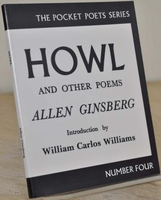 HOWL and Other Poems. Signed by Allen Ginsberg. Allen Ginsberg