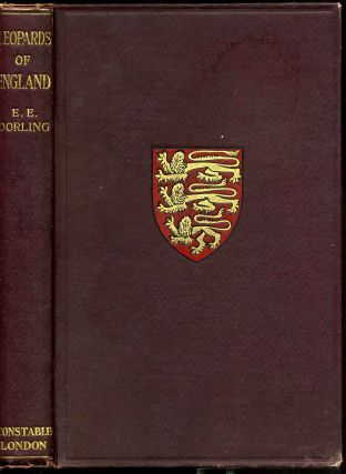 Leopards of England and other papers on heraldry. Edward Earle Dorling