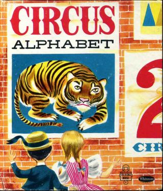 CIRCUS ALPHABET. Unknown