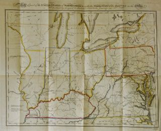Notes on a Journey in America, from the Coast of Virginia to the Territory of Illinois: with Proposals for the Establishment of a Colony of English Accompanied by a Map, Illustrating the Route.