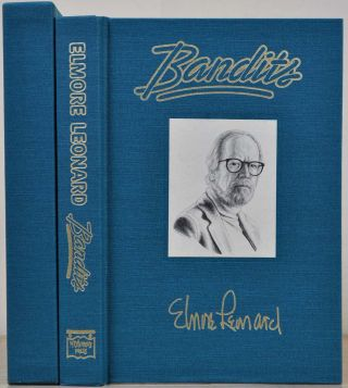 BANDITS. Signed and limited edition. Elmore Leonard