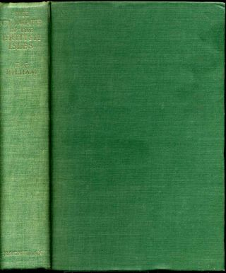 Climate of the British isles, The. Being an introductory study of the official records, for...